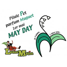 May Day lilly scented fart pills